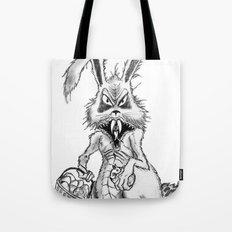 easter evil Tote Bag