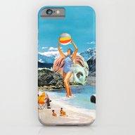 iPhone & iPod Case featuring Poseidon In Love by Eugenia Loli