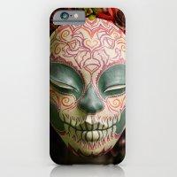 Acorn Harvest Muertita D… iPhone 6 Slim Case