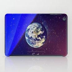 Cosmos Earth iPad Case