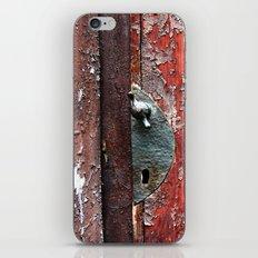The Door 12 iPhone & iPod Skin