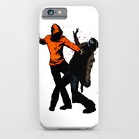 Zombie Fist Fight! iPhone 6 Slim Case
