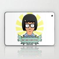 Crap Attack Laptop & iPad Skin