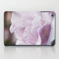 The lilac rose iPad Case
