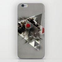 Around You iPhone & iPod Skin