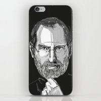 Steve Jobs iPhone & iPod Skin