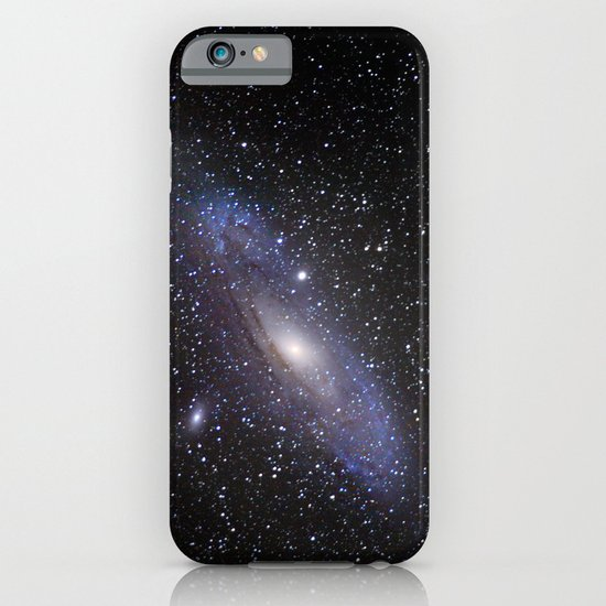 Galaxy Andromeda iPhone & iPod Case