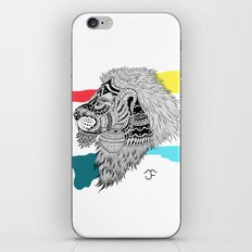 HAKUNA LION iPhone & iPod Skin