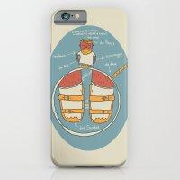 iPhone & iPod Case featuring der Strumpf, die Sandale. by LostInMyMind