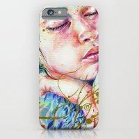 Golden Dreams iPhone 6 Slim Case