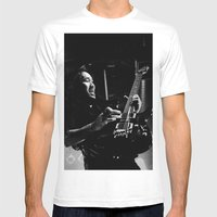 Dragonforce Mens Fitted Tee White SMALL