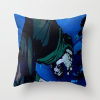 All The Ships Had Holes Part 2 Throw Pillow