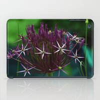 Allium Christophii iPad Case