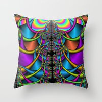 Ascent Throw Pillow
