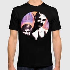 Keepers of the Underworld Black Mens Fitted Tee SMALL