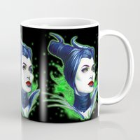 Maleficent Mug