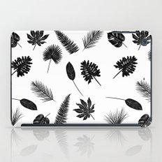 Botanical study - Fern Leaves pattern iPad Case