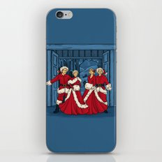 May Your Days be Merry and Bright iPhone & iPod Skin
