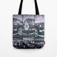 Historic Car Tote Bag