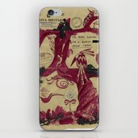Marina Militare #2 iPhone & iPod Skin