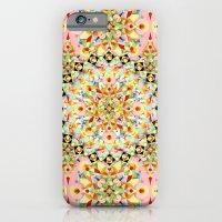 Pink Carousel Mandalas iPhone 6 Slim Case