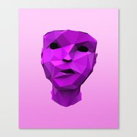 Expression C Canvas Print