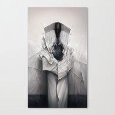 Cloth Architect Canvas Print