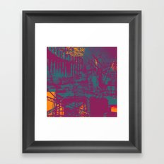 Sometimes It All Comes T… Framed Art Print