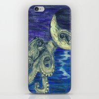 Noctopus iPhone & iPod Skin
