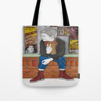 Little Skinhead Tote Bag