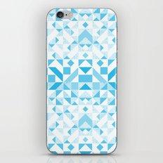 Geomtric Pastel Wave iPhone & iPod Skin