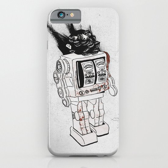robot army iPhone & iPod Case