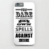 HP Quotes - Half Blood P… iPhone 6 Slim Case