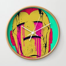 Smack! Wall Clock