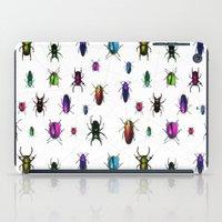 Beetles iPad Case