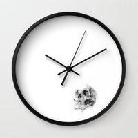 Skull 52 Wall Clock