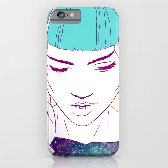 GRIMES iPhone & iPod Case