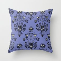 Phantom Manor - Haunted Mansion Throw Pillow