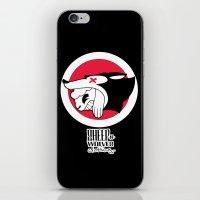 Sheep-n-Wolves Clothing iPhone & iPod Skin