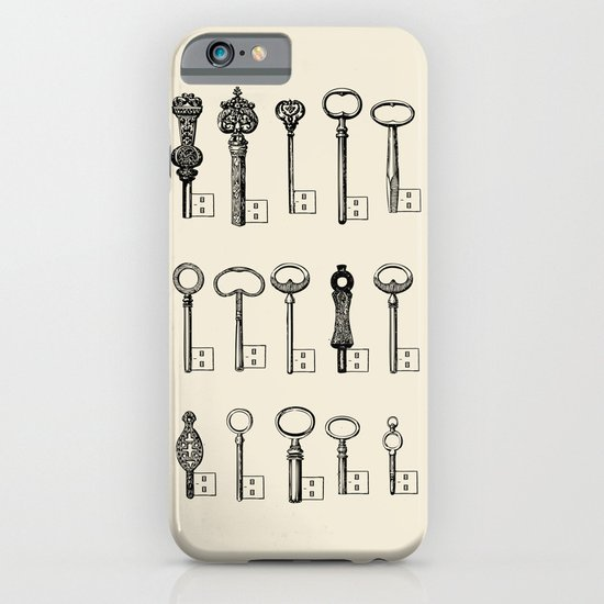 Usb Keys iPhone & iPod Case