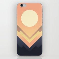 The Sun Rises iPhone & iPod Skin