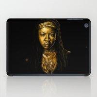 Michonne Golden iPad Case