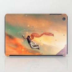 THE MAN WHO WANNA FLY AWAY iPad Case