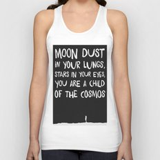 Child of the Cosmos Unisex Tank Top