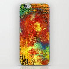 Color Collision iPhone & iPod Skin