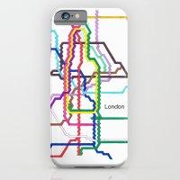 London Underground iPhone 6 Slim Case