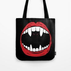 Vampire Bat Tote Bag