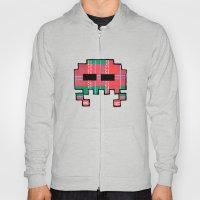 Tartan Invader #1 Hoody
