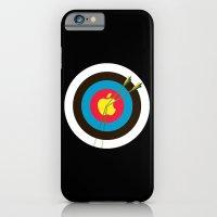 iPhone & iPod Case featuring Apple Hit by Irina Chuckowree