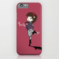 iPhone & iPod Case featuring Touch Me ! by swisscreation